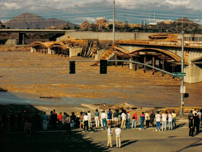 Arizonas Devastating Flood History