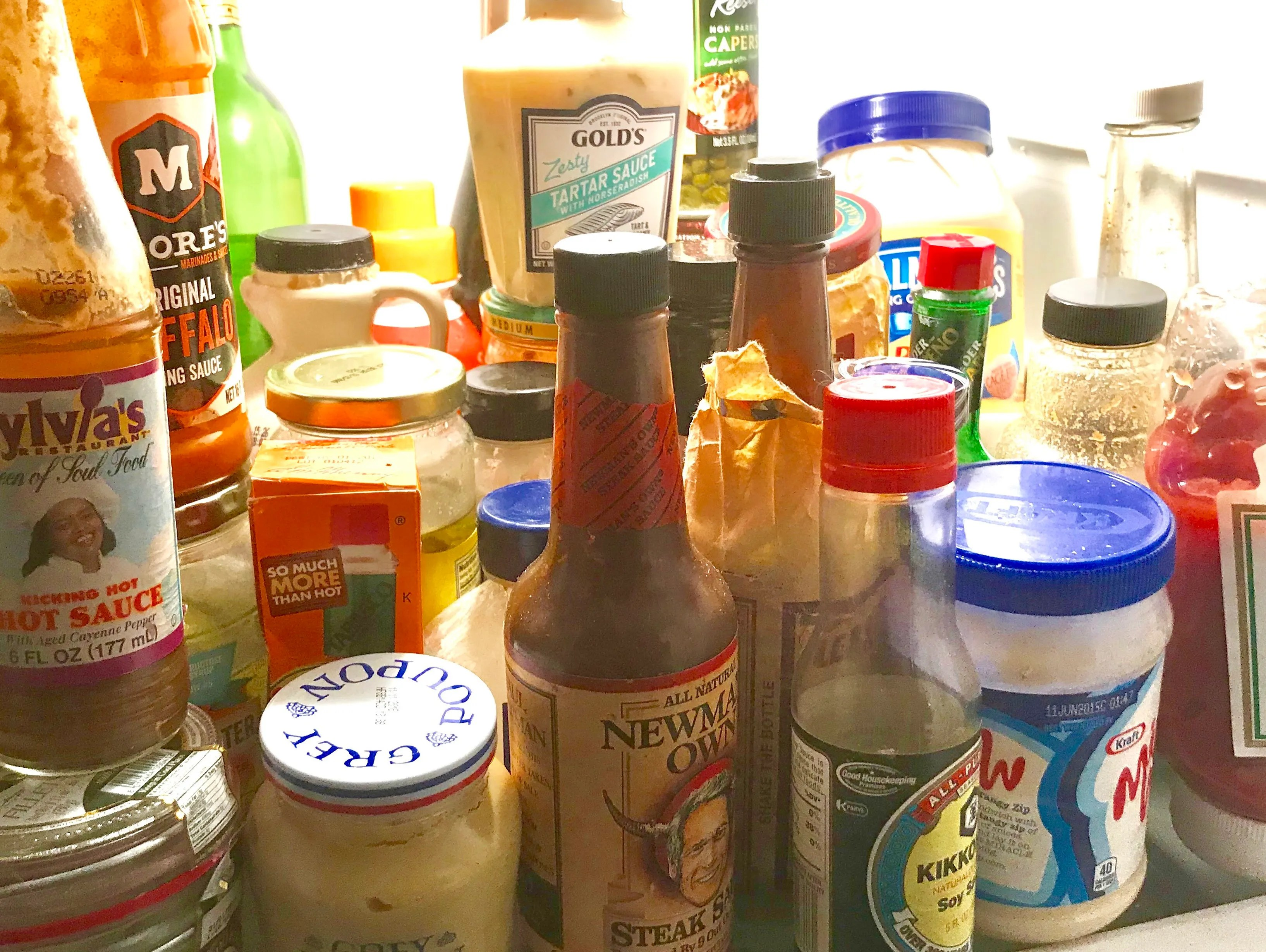 Does ketchup expire? Yes and so does mustard hot sauce ...