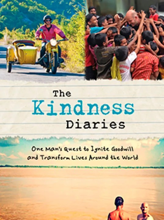 Image result for kindness diaries