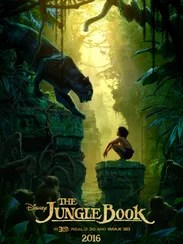 Poster for 'The Jungle Book.'