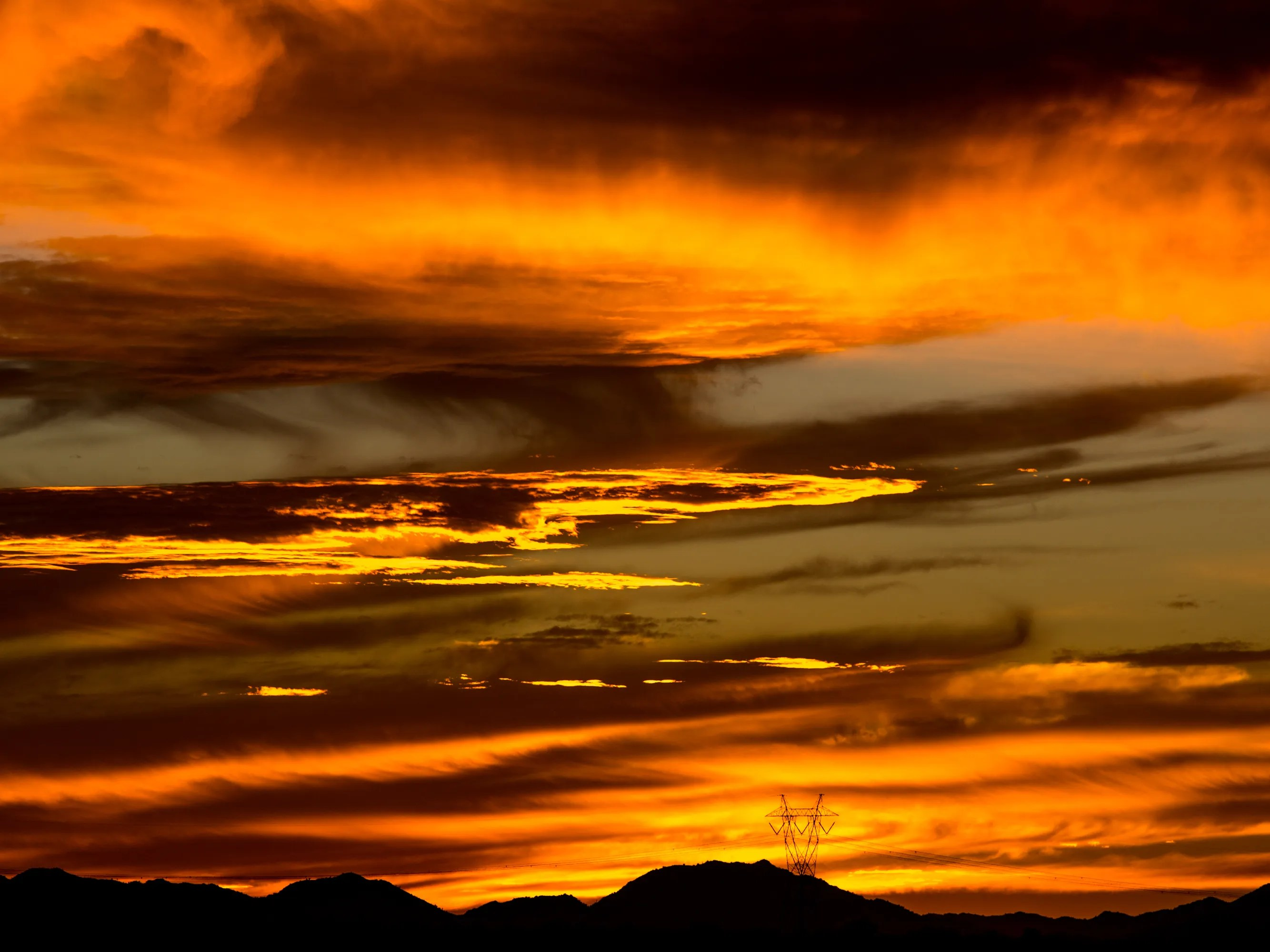 Free Fall Physics Wallpapers Ever Wonder About The Beauty Of Arizona Sunsets