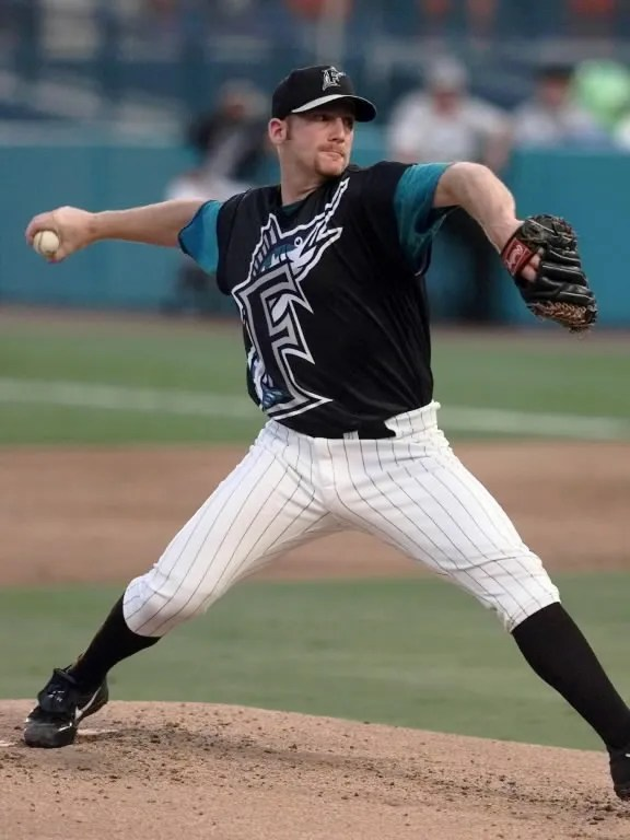 the then-Florida Marlins ...