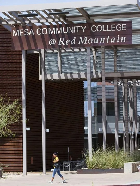 MCCCD board to vote on only remaining finalist for chancellor post some board members criticize search