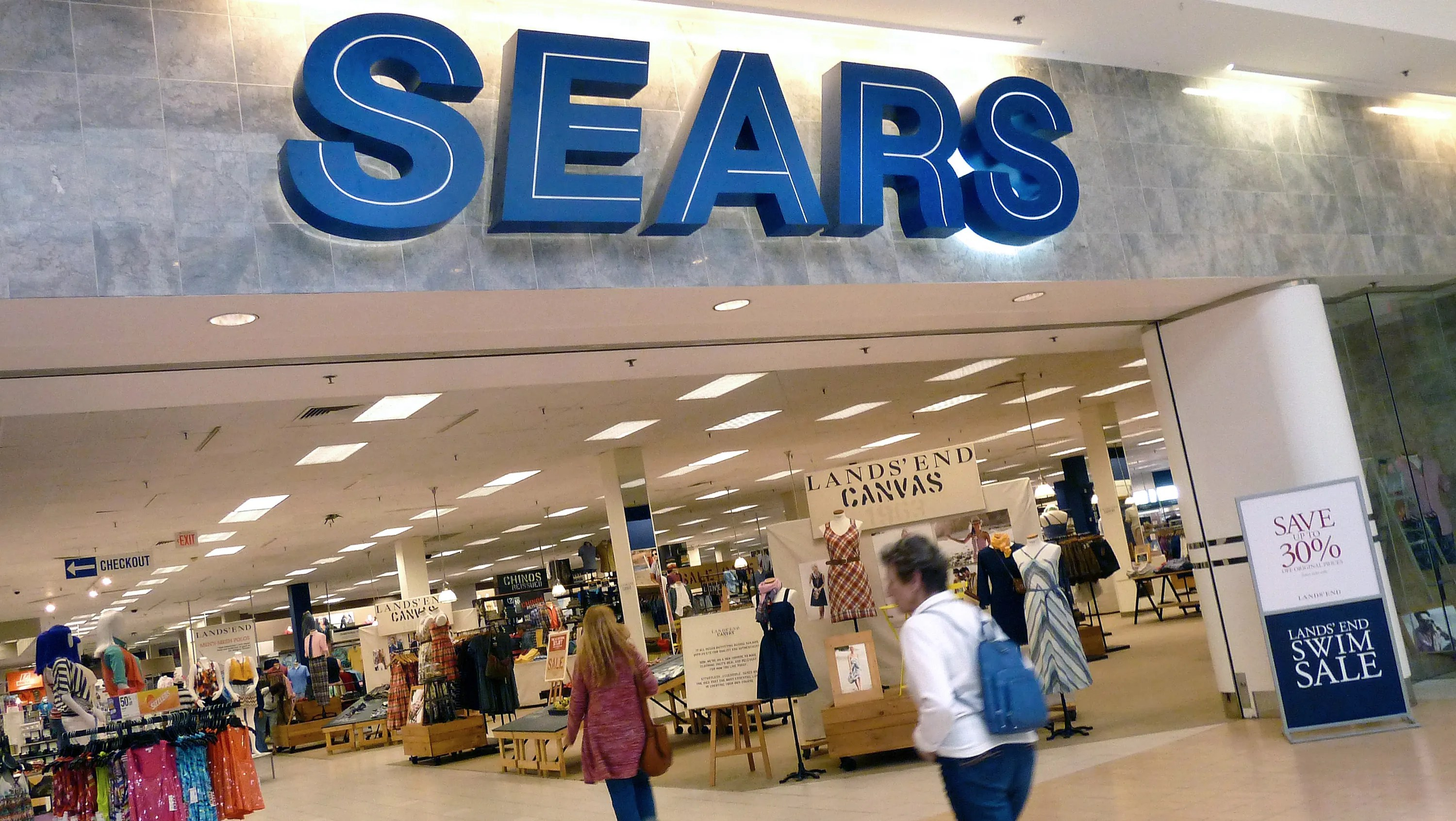 Sears brings paint back to stores as it aims for home ...