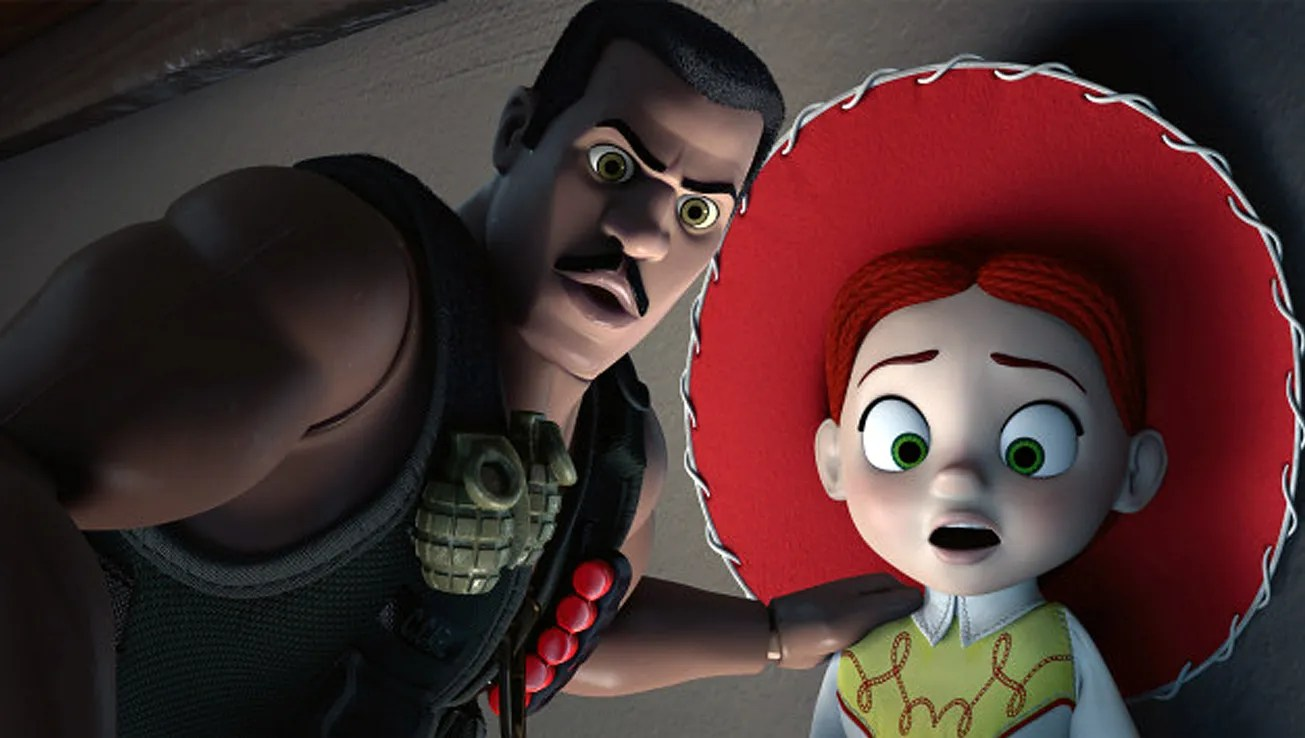 Weathers Reports For Toy Story Duty As Combat Carl