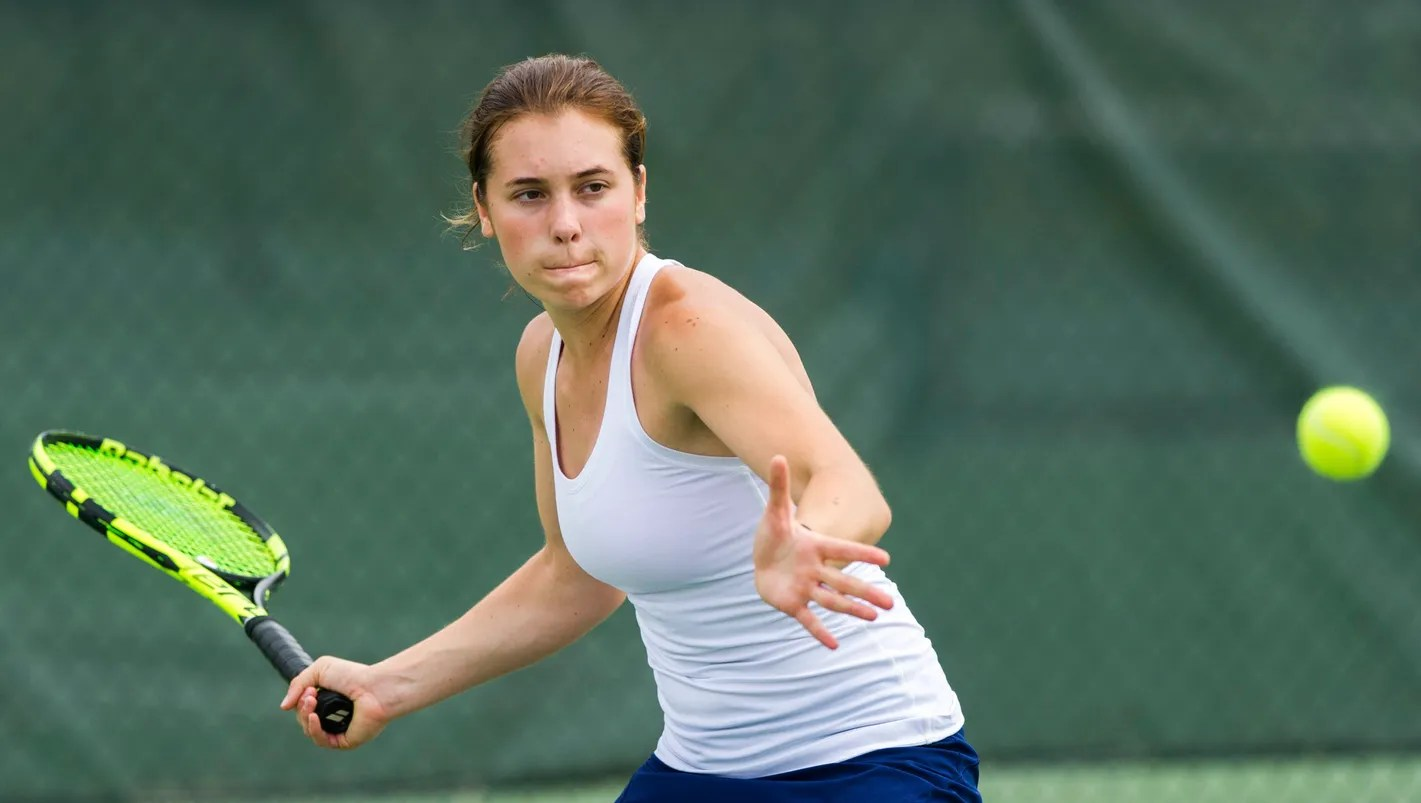sofa sport tennis net covers myers miller named athletes of the week