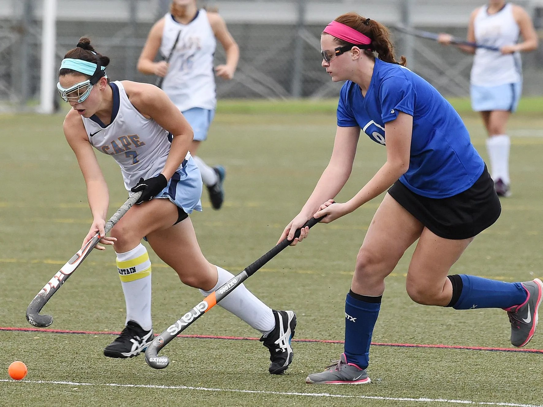 Cape Field Hockey Open Playoffs With Slow Start Win Usa Today