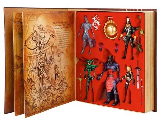 Doctor Strange toys