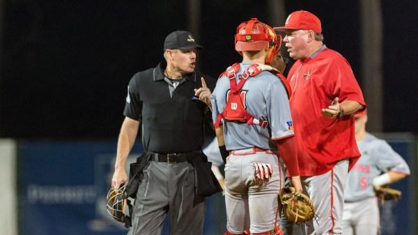 2018 State Baseball Playoffs Texas