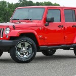 2017 Jeep Wrangler Unlimited Capable Off Road