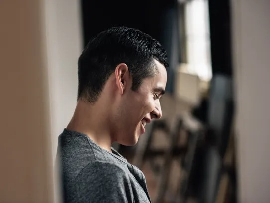 David Archuleta is currently putting the finishing