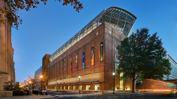 Museum Of Bible Debuts In Washington