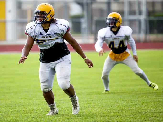 High school football TwoaDays 6A Southwest