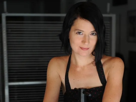 Karen Fiorito, an artist and activist in California,