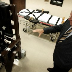 Death By Electric Chair Video Fold Up Lawn Chairs Tenn. Inmates Sue To Stop 'torture'