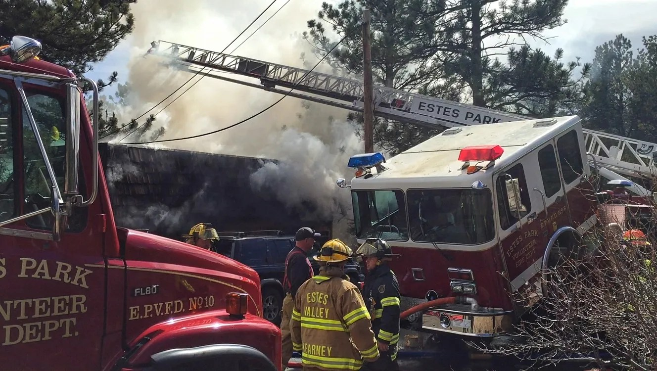 Displaced In Friday Estes Park Fire