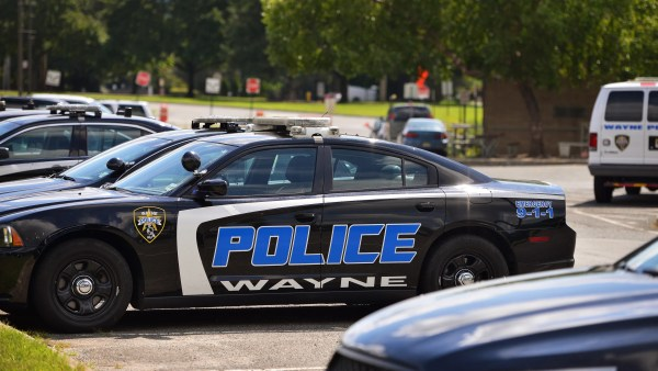 Wayne Nj Police Department - Year of Clean Water