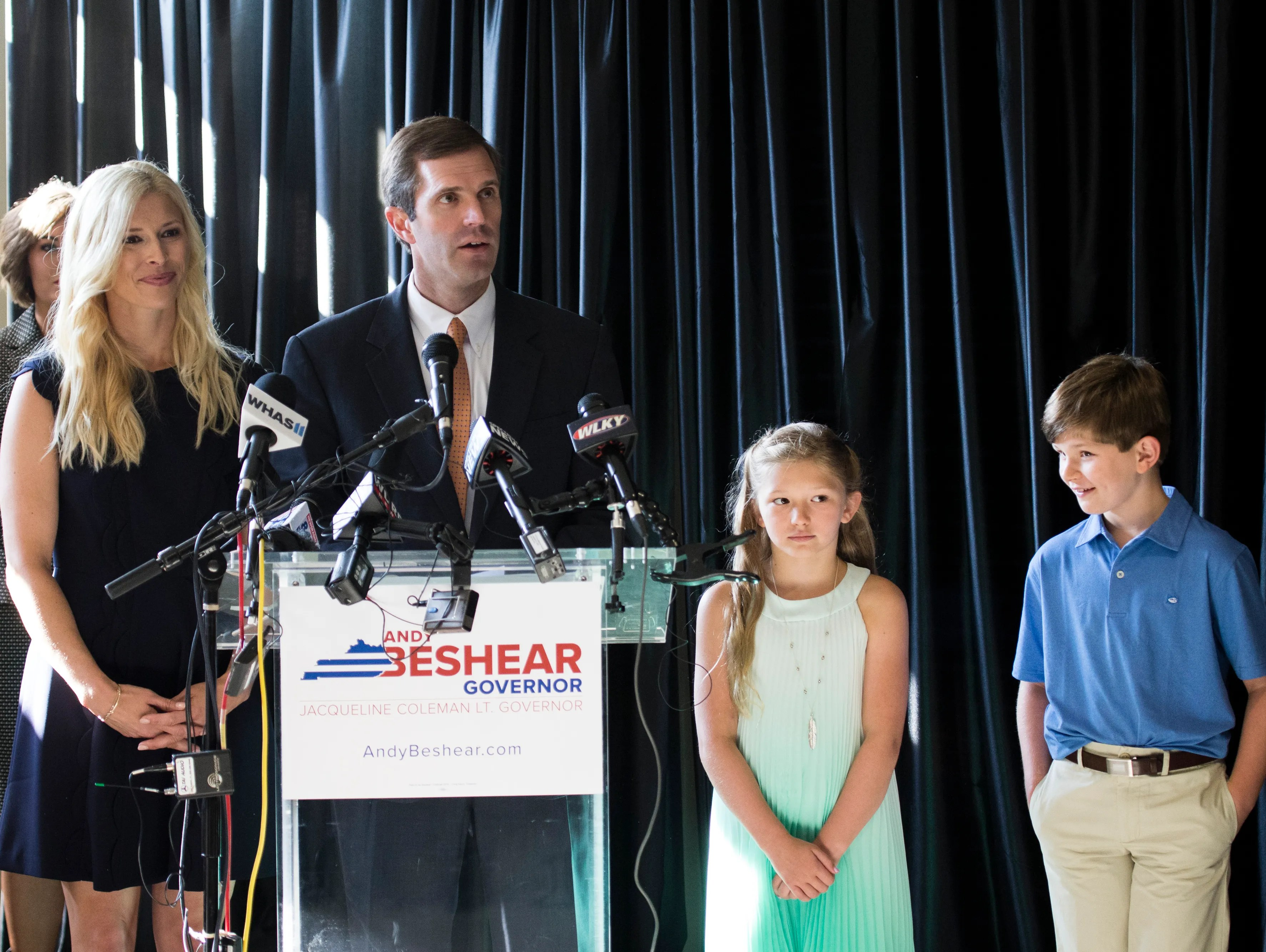 Andy Beshear To Run For Kentucky Governor 2019