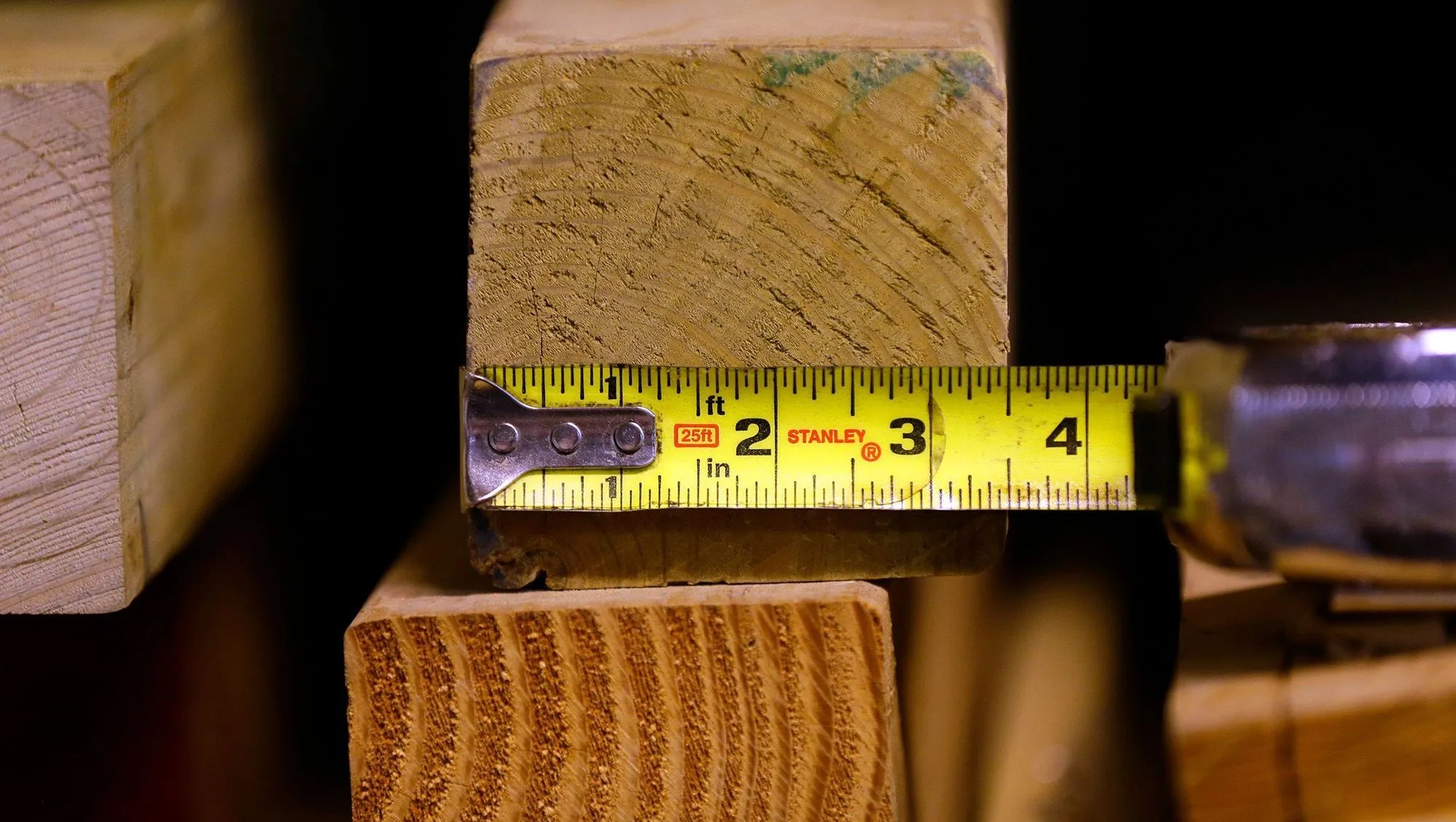 Dimension Of 2×4 Lumber