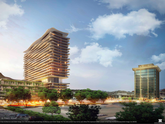 22story West Side tower plan clears commission