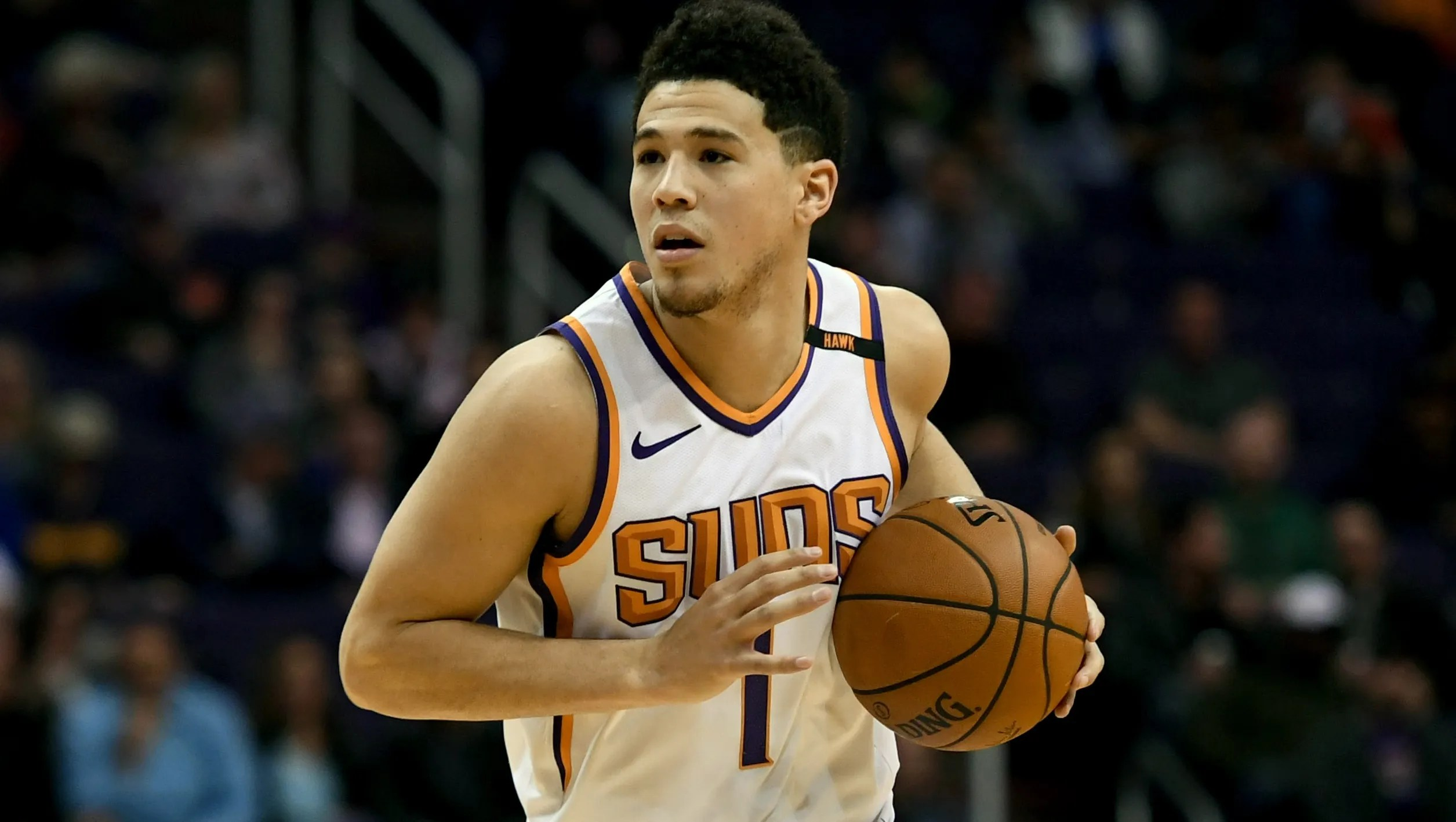 Devin Booker Signs Five Year 158 Million Extension With Suns