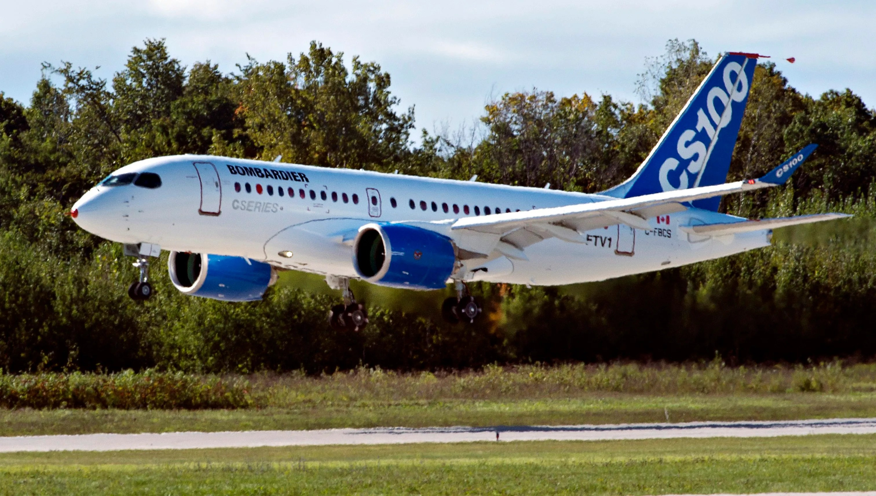 Airbus Takes Majority Stake In Bombardier S C Series Program