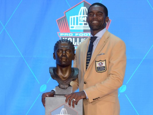 Image result for randy moss hall of fame speech