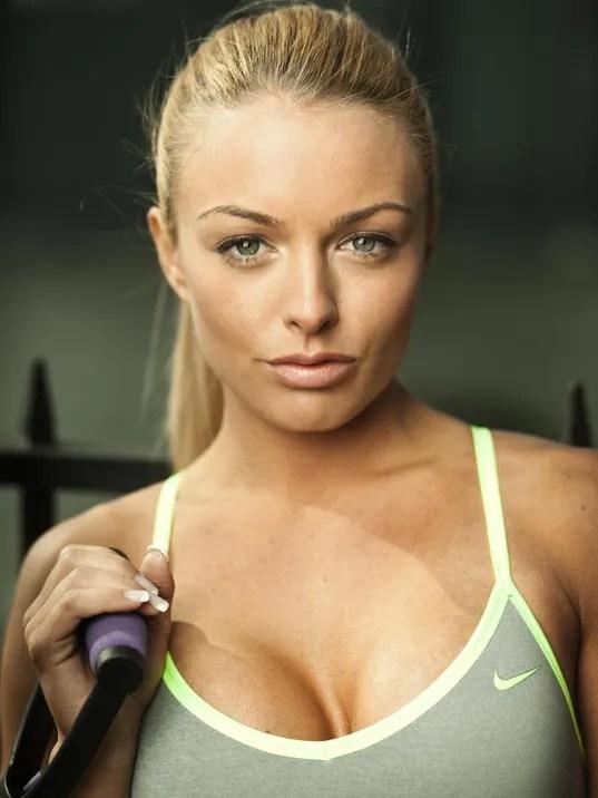 WWE Tough Enough Names Yorktown Heights Amanda
