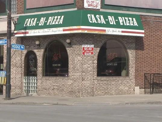 Casa di Pizza owner No problems at restaurant