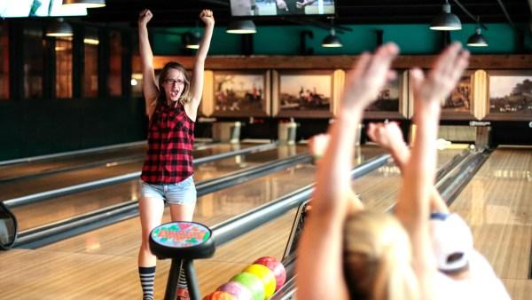 Bowling In Final Frames Roll
