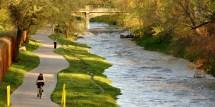 Boulder Creek Bike Path