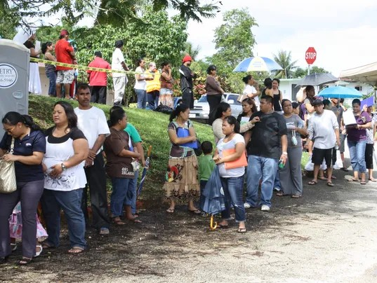 Report Most of Guam39s homeless are Chamorro