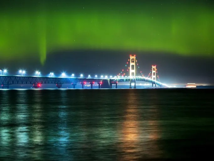 Northern Lights Detroit Mi