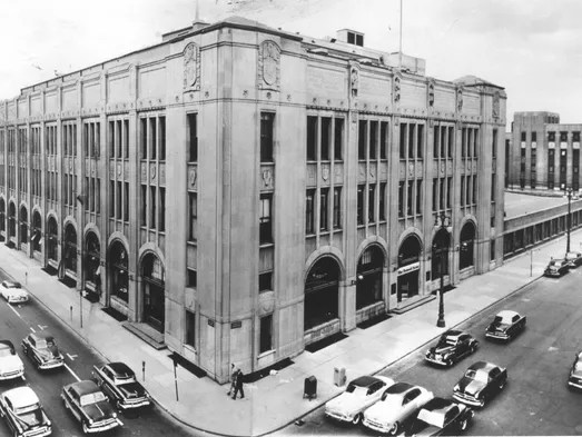 Historic Detroit News items go to state archives
