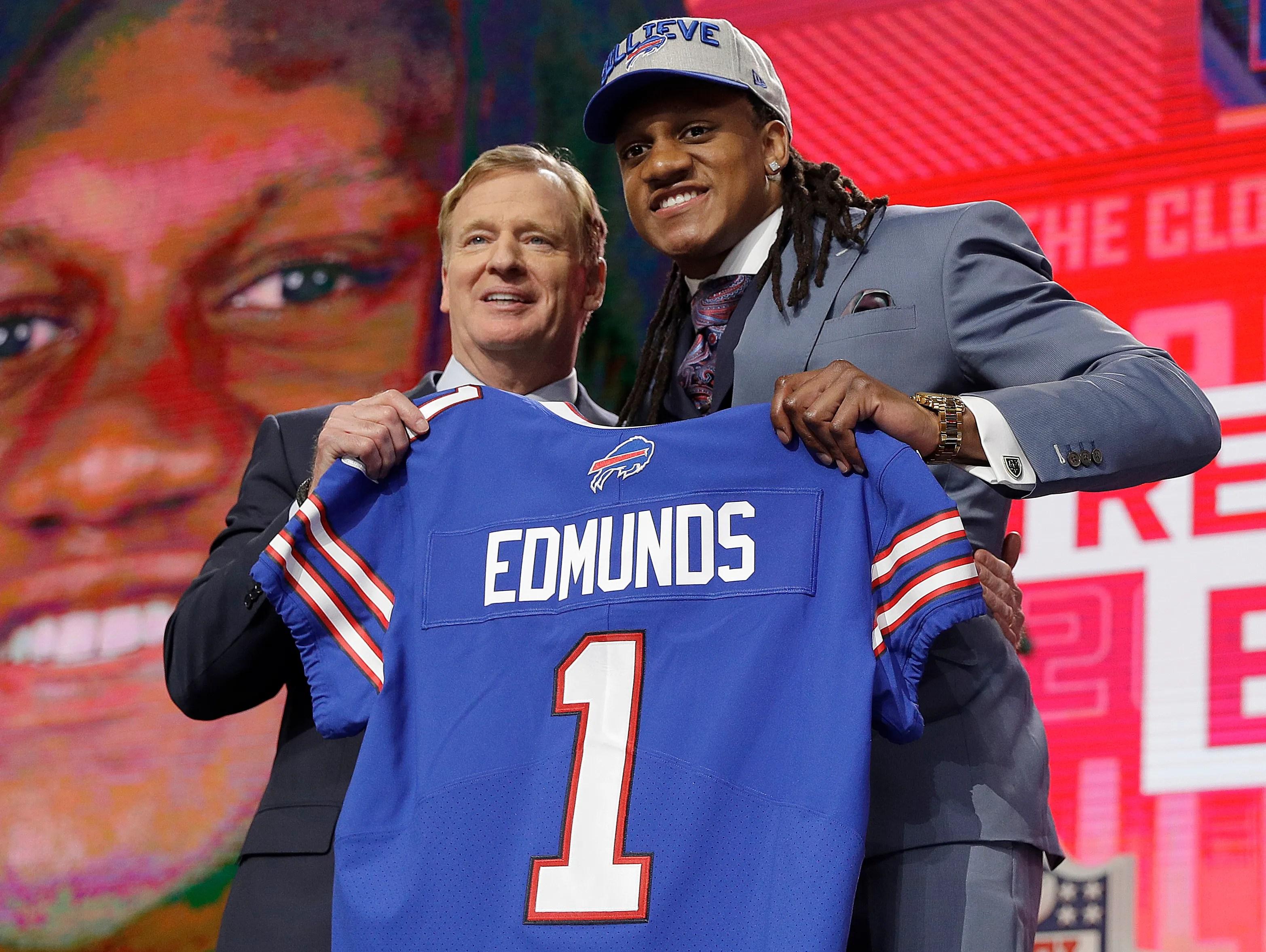 Recap Day 1 of 2018 NFL Draft