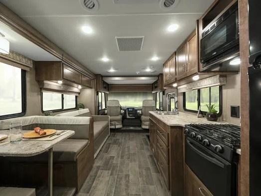 Winnebagos luxury Horizon model named RV of the Year