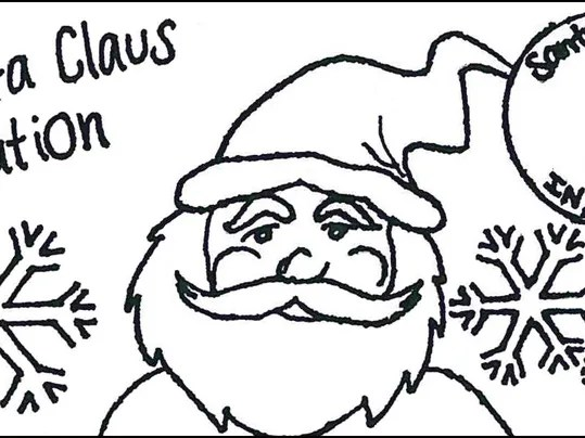 Official Santa Claus postmark available Dec. 1