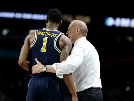 Image result for michigan basketball