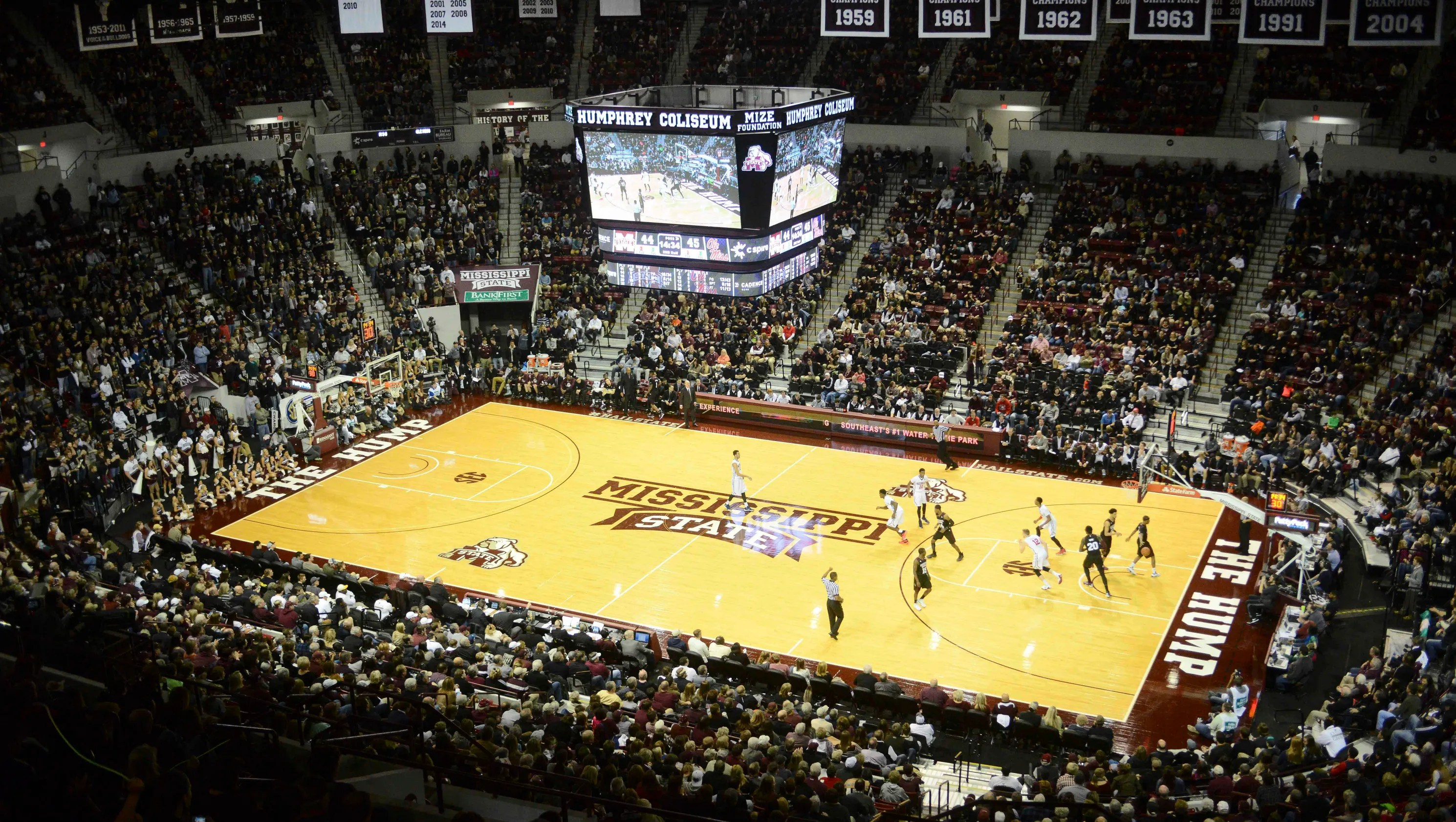Can a new court help fix Mississippi State basketball