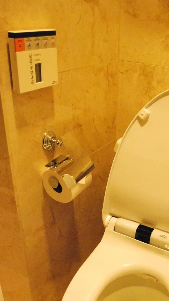 NY hotel offers a Japanese toilet in every room