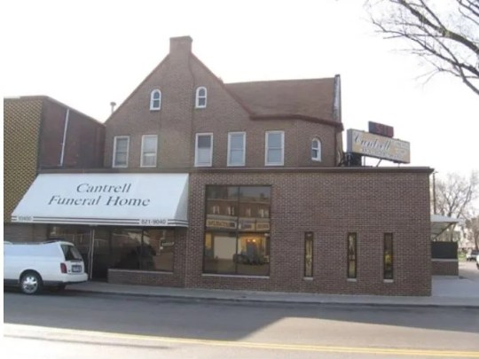 Cantrell Funeral Home on Mack