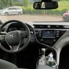All New Camry 2018 Interior Indonesia First Drive Toyota Boasts Fuel Economy Safety Features Of