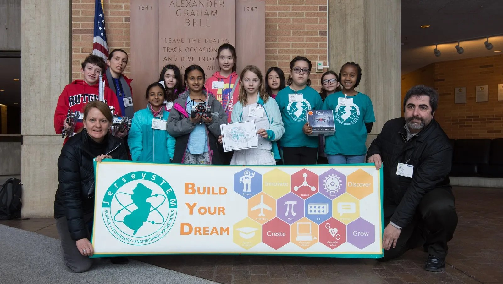 Nokia Bell Labs Supports Science Education Field Trip