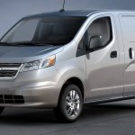 Chevy City Express Van Aimed At Ford Transit Connect