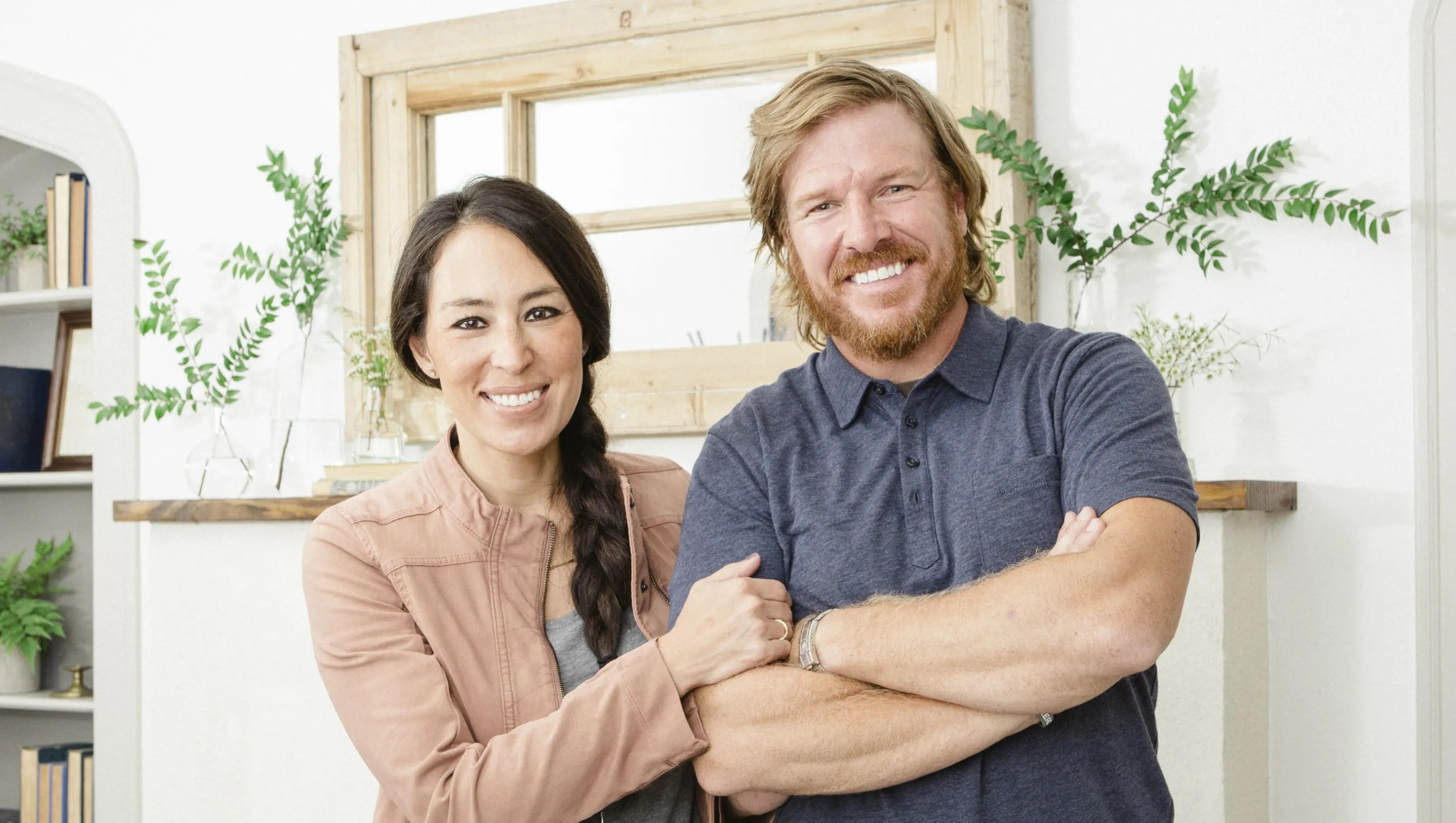 'fixer Upper' Joanna Chip Gaines