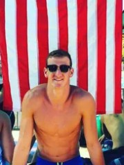 Ryan Hoffer, Scottsdale Chaparral senior swimmer, is