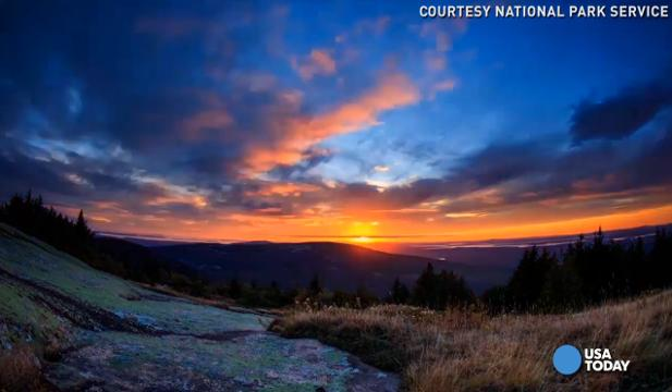 Fall In The Smoky Mountains Wallpaper Acadia National Park There S Nothing Like The Sunrise Here