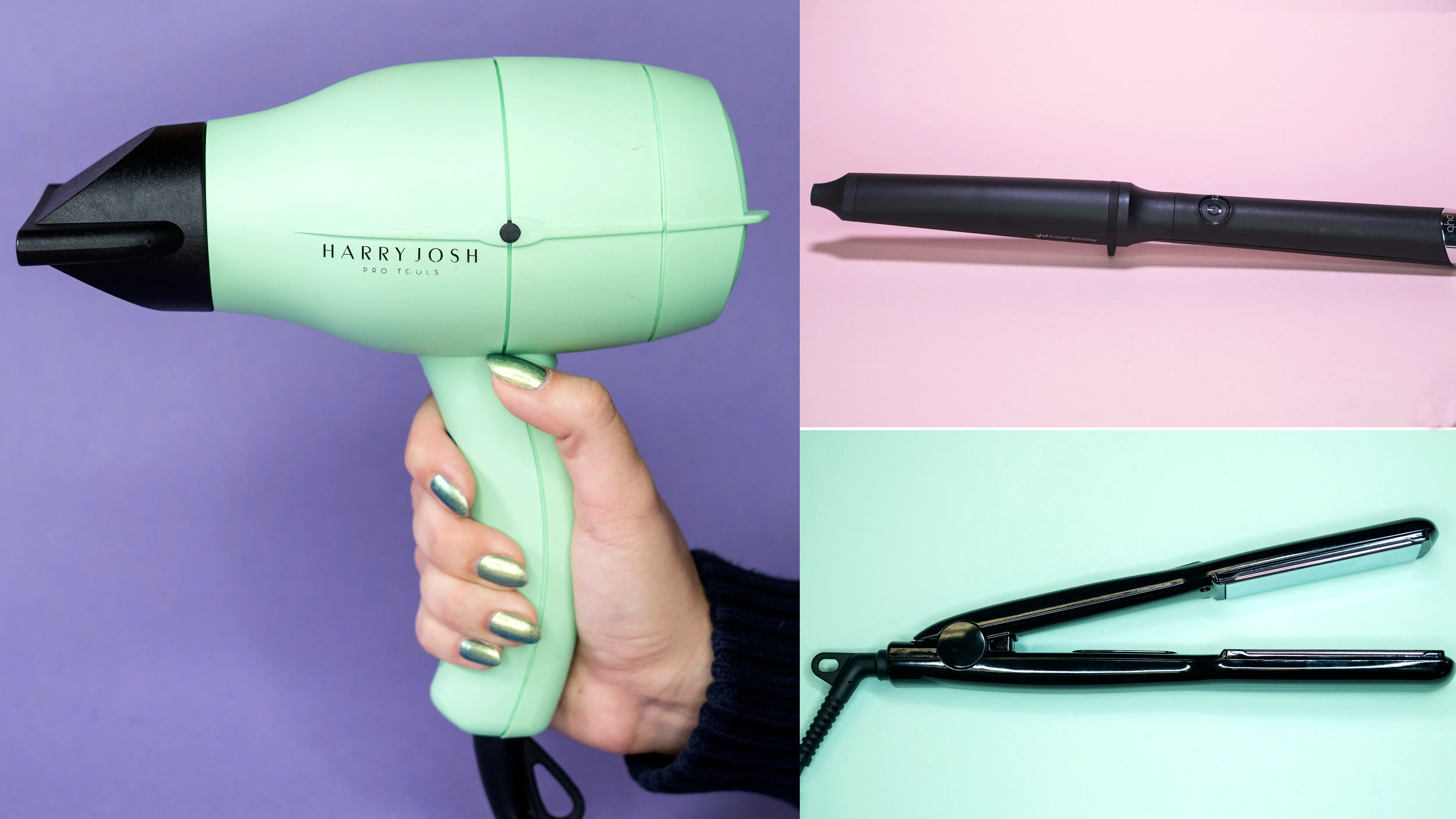 hair styling tools of