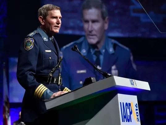 AP POLICE CHIEFS-RACIAL APOLOGY A USA CA