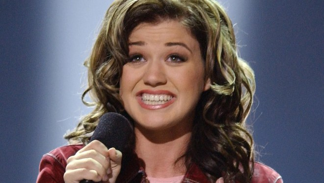 635669384546456668 01 Idol Kelly Clarkson 'American Idol': Katy Perry borrows Orlando Bloom's ears for Tinker Bell fit, top 7 revealed